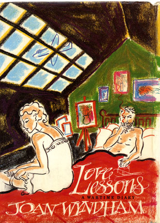 Love Lessons front cover